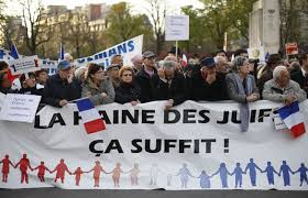 anti antisemitism French