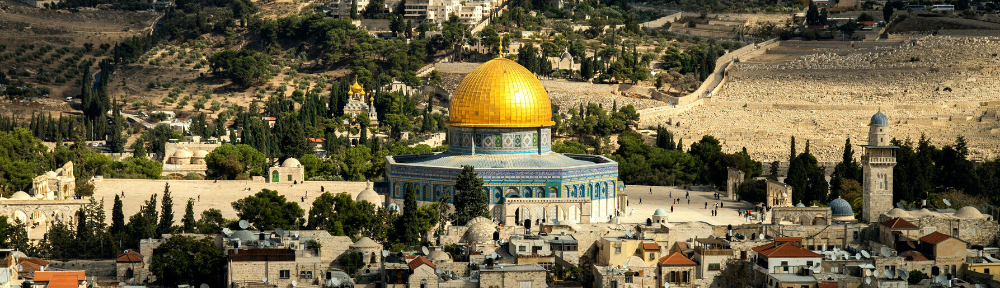 The Jewish Lens On World Events